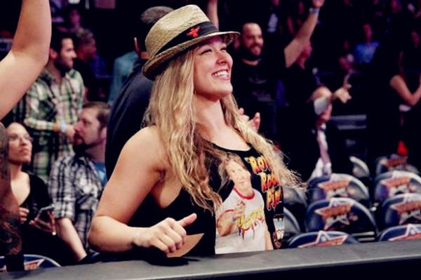 隆达·罗西生日,确认参加《摔角狂热34》,老麦亲自送祝福!