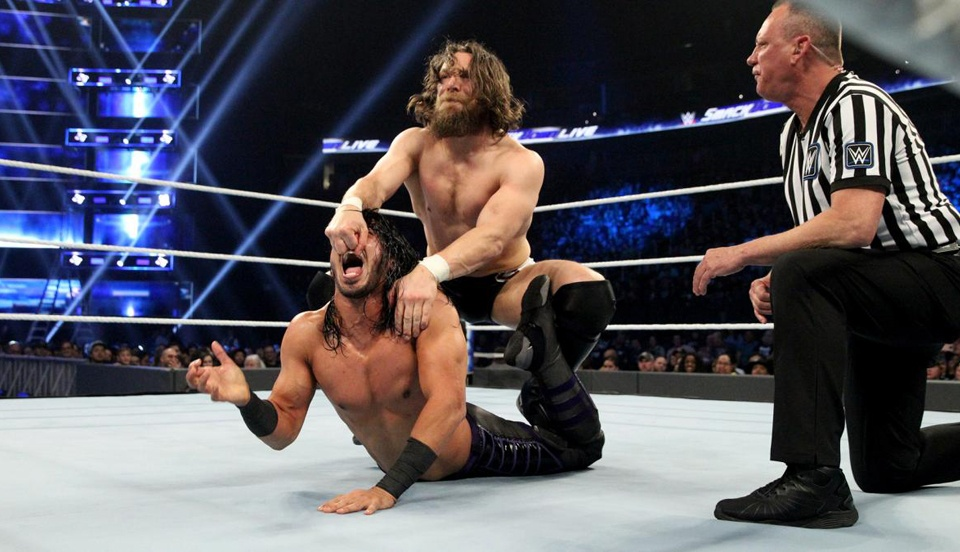 WWE SmackDown 2018年12月12日比赛视频