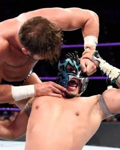 WWE 205 Live 2018.04.25 74期