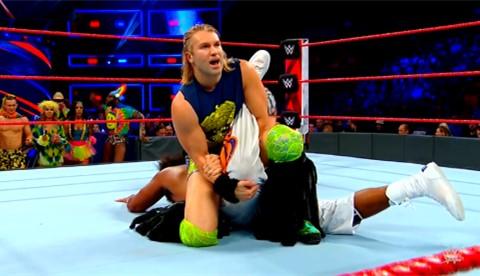 WWE ME 2018年9月1日比赛视频