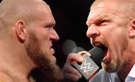 WWE小黑羊苏利文惹来大麻烦,恐将还没红就得跪!