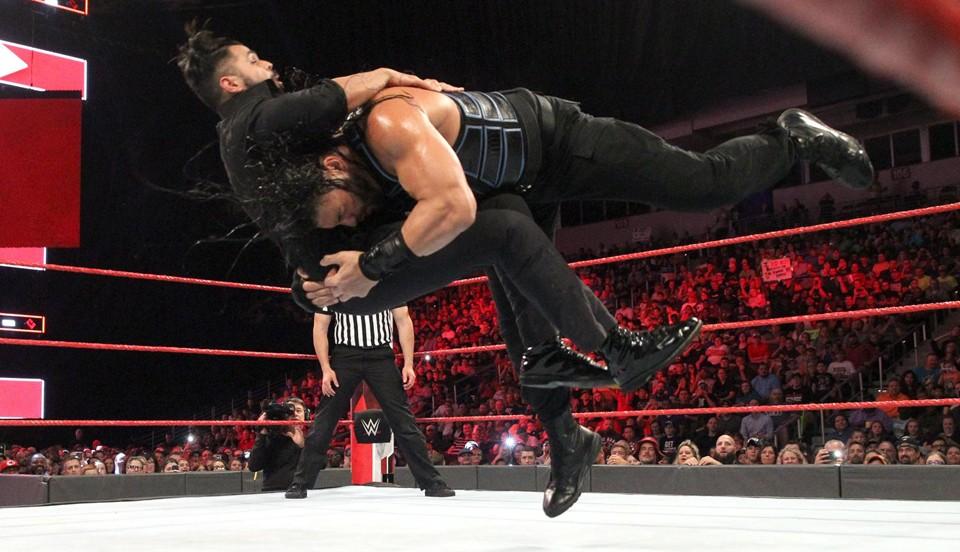 WWE RAW 2018年6月12日比赛视频